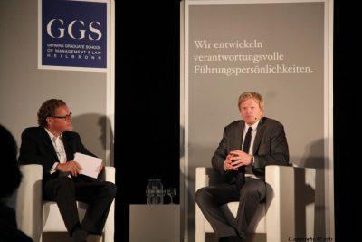 Dirk Zupancic Bühnengespräch GGS
