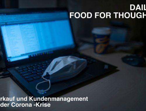 DFFT 6/2020: Bäckerei Bosselmann Video – Verantwortungsvolle Führung – Unternehmer in der Krise – Auf der Suche nach Ideen – Mein Angebot eines Online-Ideen-Workshops für Sie